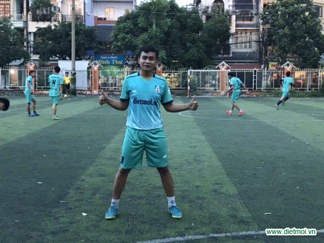 Đội bóng Trần Anh FC