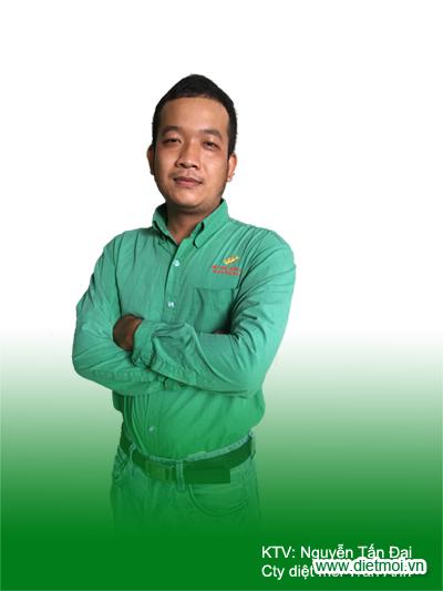 Nguyễn Tấn Đại - Kỹ thuật viên