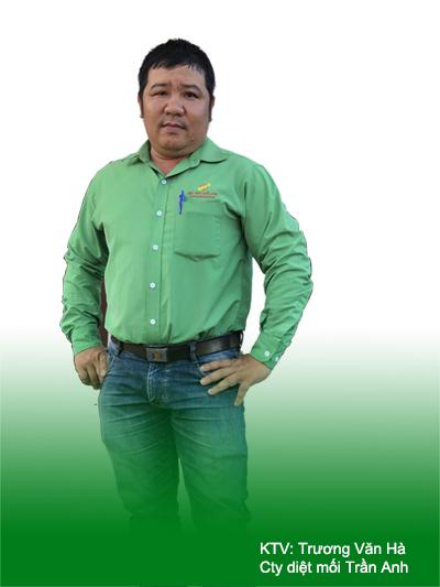Trương Văn Hà - Trưởng Chi Nhánh