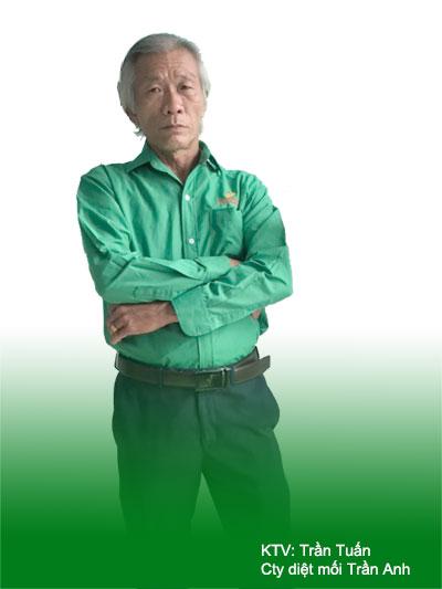 Trần Tuấn - Trưởng Chi Nhánh Miền Đông