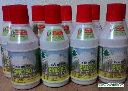 Thuốc diệt mối tận gốc PMC 90